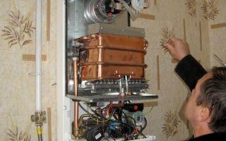 Как установить в частном доме газовую колонку — порядок действий