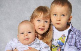 Алименты на троих детей — сколько процентов вычитается при разводе