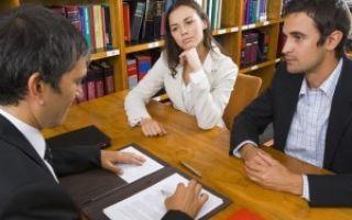 Как себя нудно вести на заседании суда при разделе имущества