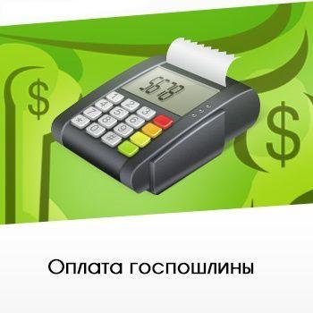 Можно ли оплатить госпошлину в МФЦ или придется идти в банк
