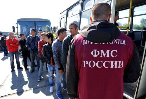 Административное выдворение из РФ своих иностранных и граждан