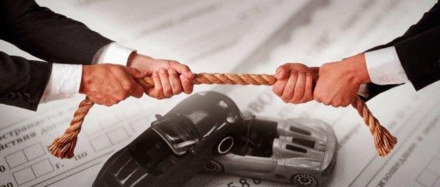 Раздел кредитного автомобиля после развода