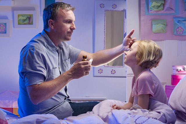 Больничный по уходу за ребенком папе