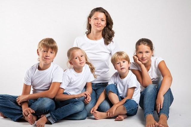 Льготы многодетным семьям в Московской области на 2019 год
