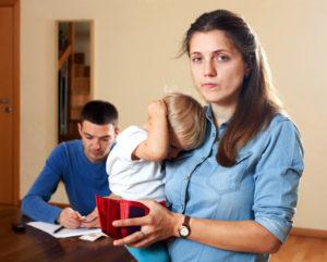 Можно ли развестись, не подавая на алименты для ребенка