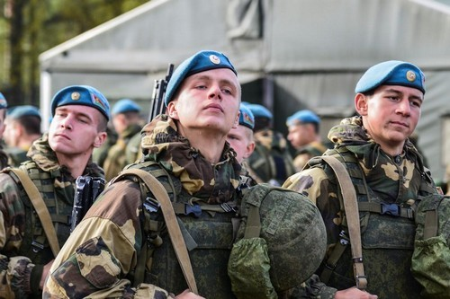 Прохождение военной службы по призыву в 2019 году