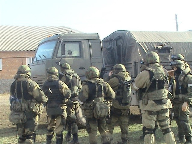 Как устроиться в ОМОН после армии