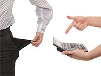 Сажают ли за неуплату кредита