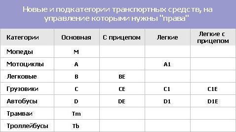 Категория д: предназначение и порядок действий для получения