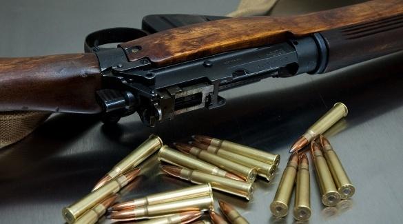 Уголовное наказание за незаконное хранение оружия