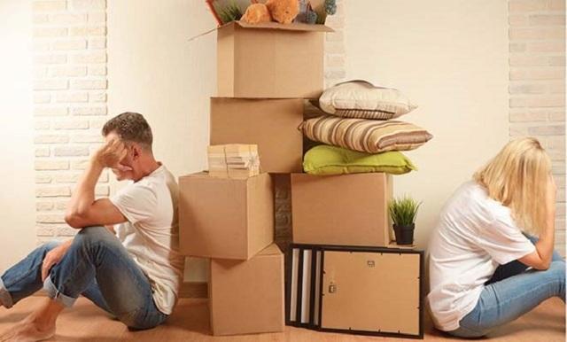 Как при разводе делится квартира между супругами