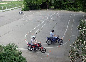 Права на мотоцикл: как получить категорию А, сколько стоит и как сдать экзамен