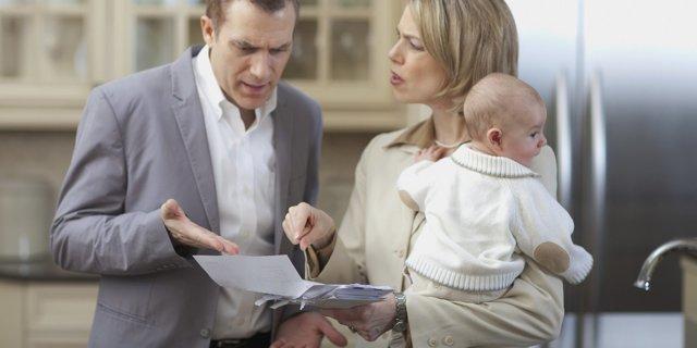 Алименты на ребенка, если отец ребенка не работает