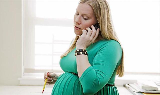 Легкий труд для беременных по Трудовому кодексу