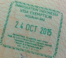 Виза в Индонезию для россиян в 2019 году - условия получения