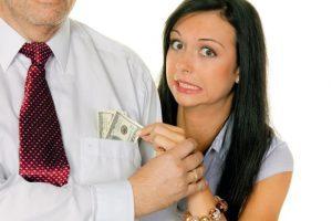 Сколько процентов от дохода идет на алименты
