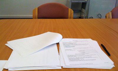 Как должен проходить порядок приема на работу