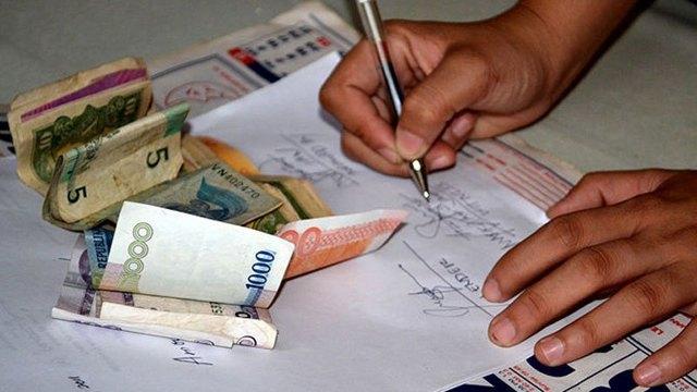 Образец расписки в получении денежных средств за квартиру