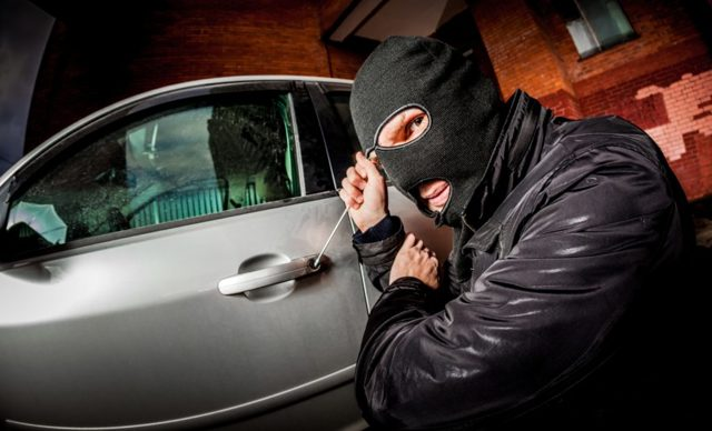 Украли госномер: варианты действий владельца