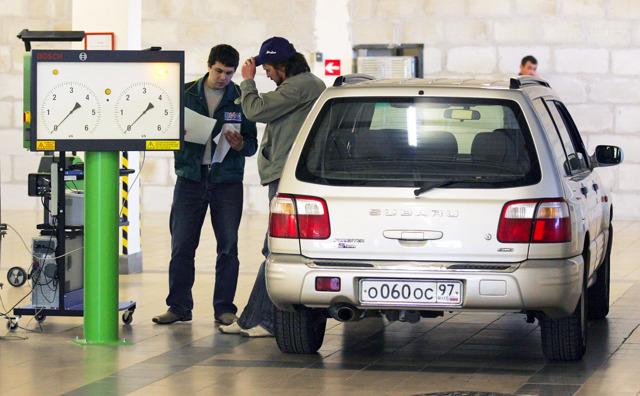 Техосмотр нового автомобиля - зачем он нужен