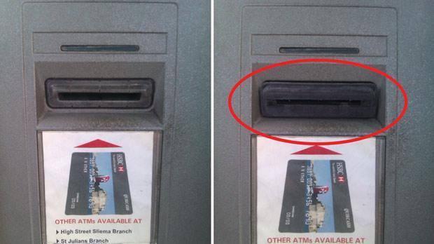 Кража с банковской карты: распространенные способы