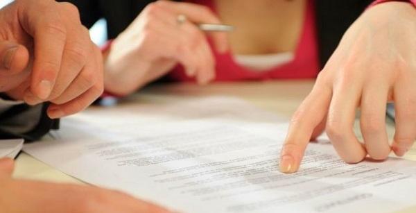Правила составления брачного договора супругов типовой образец и пример заполненного бланка