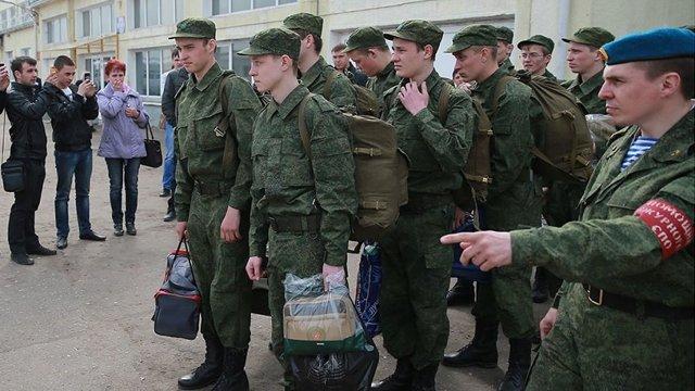 Призыв в армию - периоды и сроки службы новобранцев
