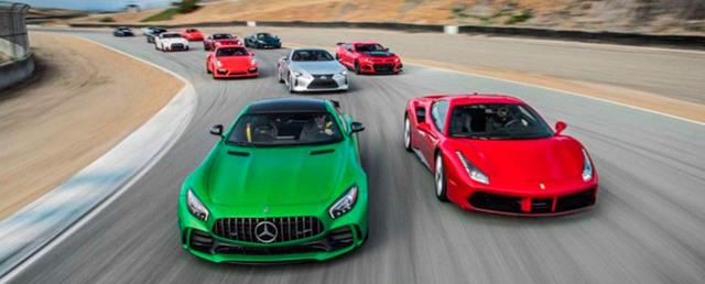 Налоговая пошлина на роскошь - список автомобилей в 2019 году