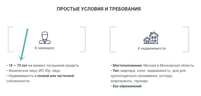 Ипотека пенсионерам в Сбербанке 🏡 в 2020 году
