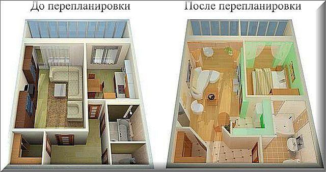 Согласование перепланировки квартиры самостоятельно