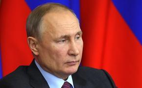 Путин обсудил ситуацию с коронавирусом с членами Совбеза