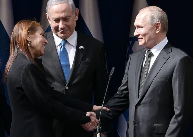 Помилование Путина израильтянки Иссахар