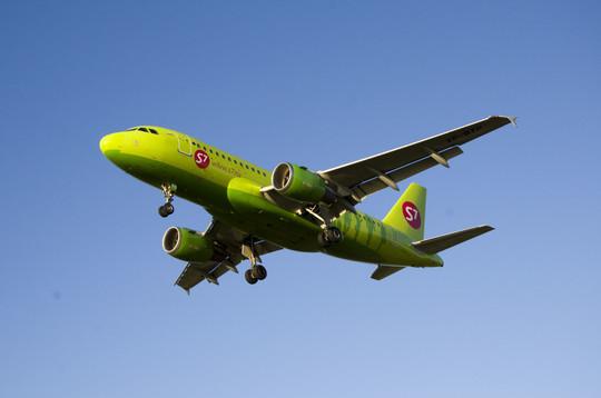 В Домодедово задержали угрожавшую взорвать самолет S7 пассажирку