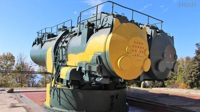 Береговой ракетный комплекс «Утес» в Крыму могут модернизировать
