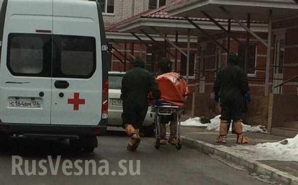 Двух человек госпитализировали в Воронеже с подозрением на коронавирус
