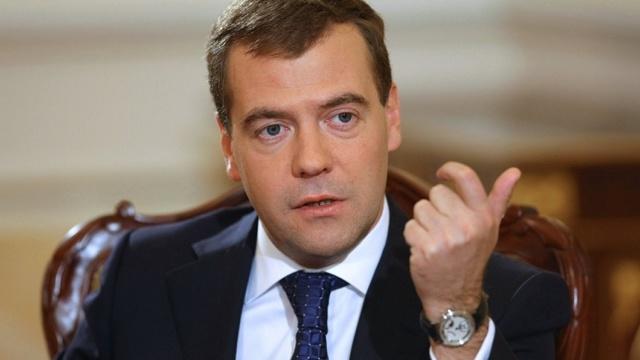 Зарплата Дмитрия Медведева в Совбезе