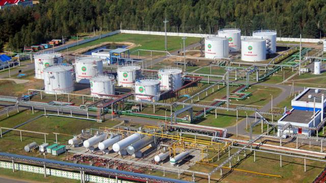 В Кремле оценили закупку нефти Белоруссией у Норвегии
